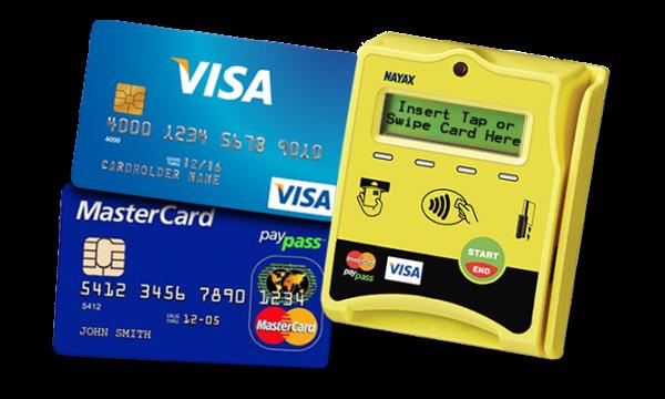 Makse kaardiga